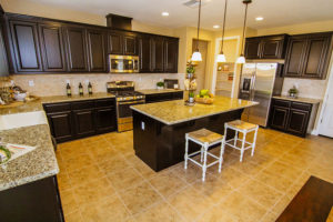 picture of kitchen in a typical north Texas home