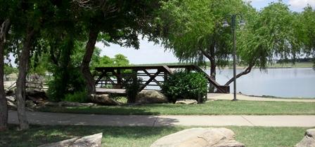 Iowa Park Gordon Lake Trail