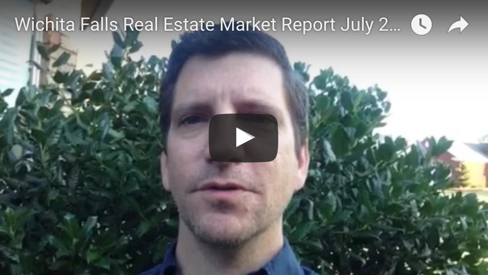 Picture for Video of the Wichita Falls Market Report July 2017